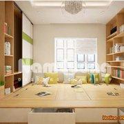 Mẫu thiết kế nội thất phòng sinh hoạt chung hiện đại - SHCHD 01 tại Hải Phòng