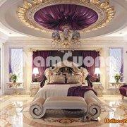 Mẫu phòng ngủ kiểu Pháp tại Hải Phòng