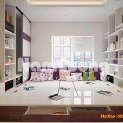 thiết kế nội thất phòng sinh hoạt chung hiện đại - SHCHD 02 tại Hải Dương