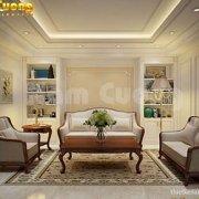 Thiết kế nội thất biệt thự nhà đẹp