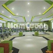 Thiết kế phòng tập gym đẹp tại Hải Phòng
