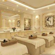 Mẫu thiết kế spa cao cấp tại Hải Phòng