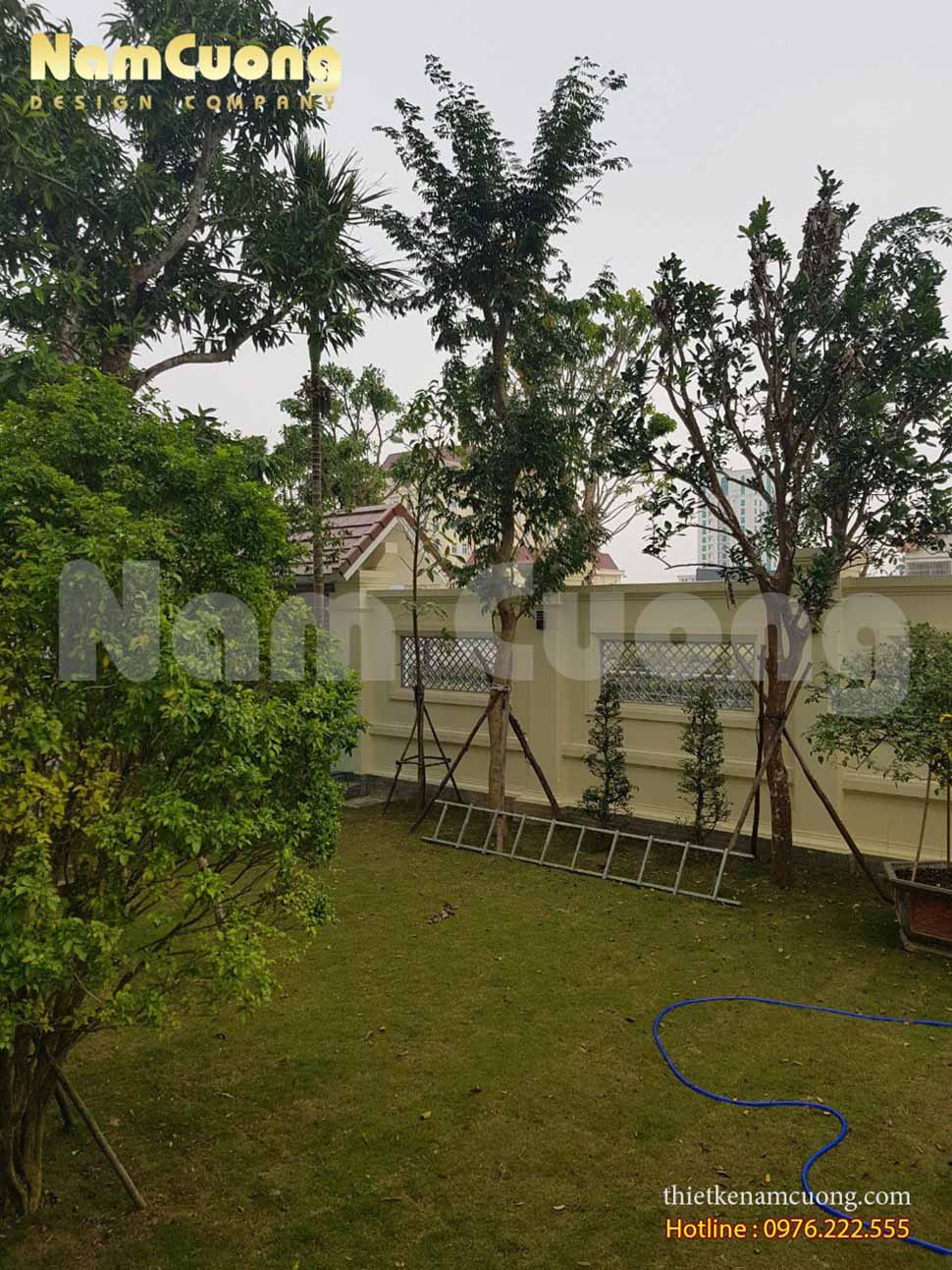 Thiết kế và thi công trọn gói biệt thự tại Quảng Bình