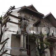 Hình ảnh thực tế thi công biệt thự tại Quảng Bình