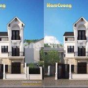 Thiết kế biệt thự phố mini đẹp tại Quảng Ninh