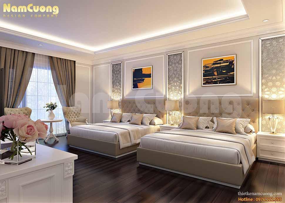 khách sạn tân cổ điển tại Quảng Ninh