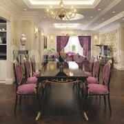 Ngắm nhìn mẫu nội thất biệt thự Pháp đẹp