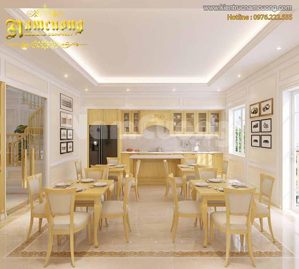 Mẫu thiết kế khách sạn đẹp tại Sài Gòn