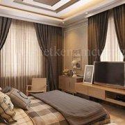 Mẫu thiết kế phòng ngủ hiện đại tại Sài Gòn