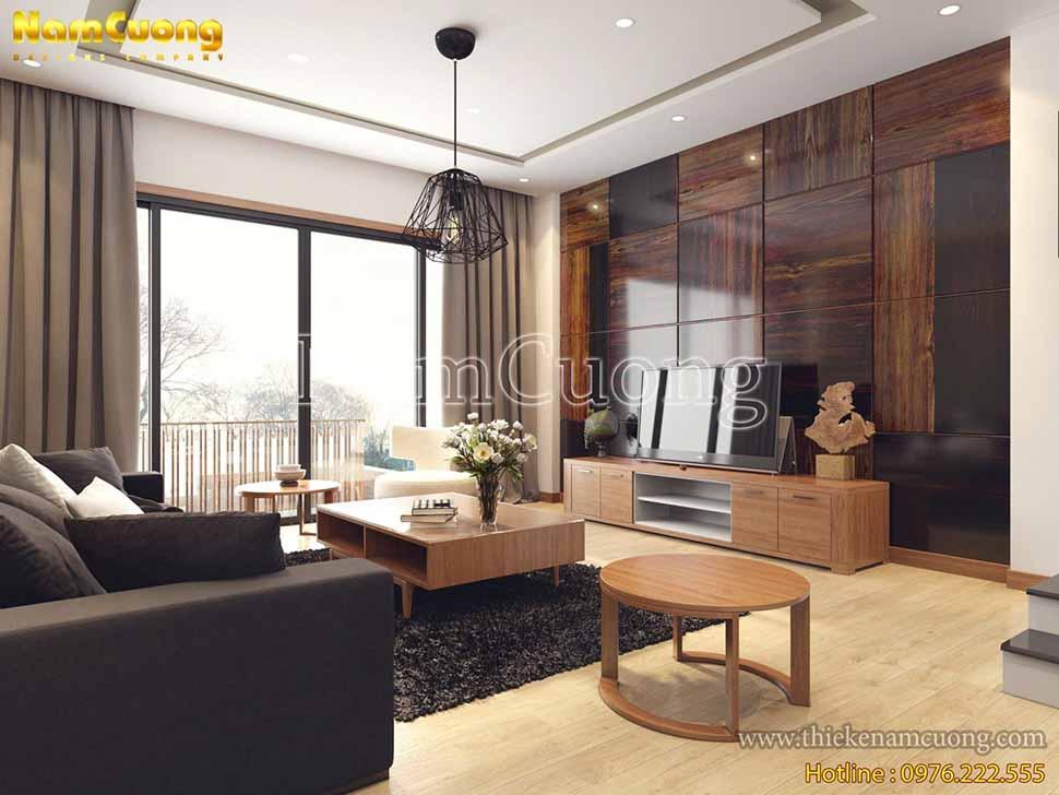 Mẫu nội thất đẹp cho biệt thự hiện đại tại Hải Phòng