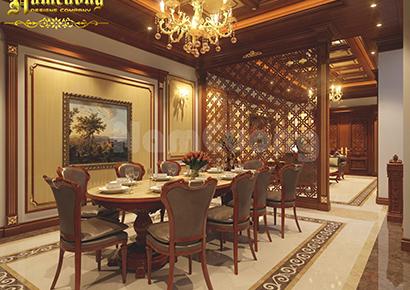 thiết kế phòng bếp bằng gỗ