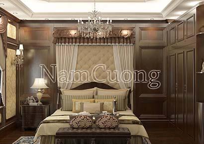 Thiết kế nội thất phòng ngủ đẹp giá rẻ