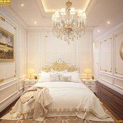 nội thất phòng ngủ khách sạn 4 sao