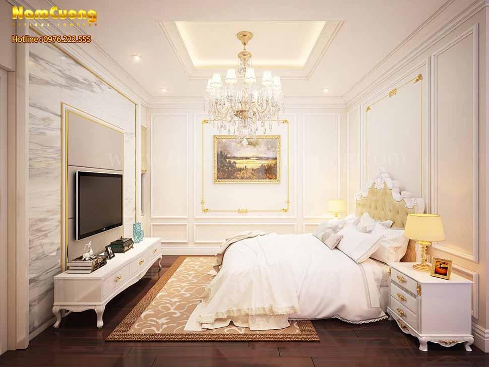 Phòng ngủ dành cho phân khúc VIP