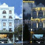 Thiết kế khách sạn mini 100m2 tại Quảng Ninh