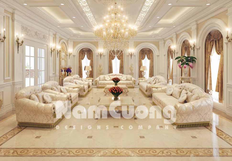 Thiết kế kiến trúc và nội thất cổ điển
