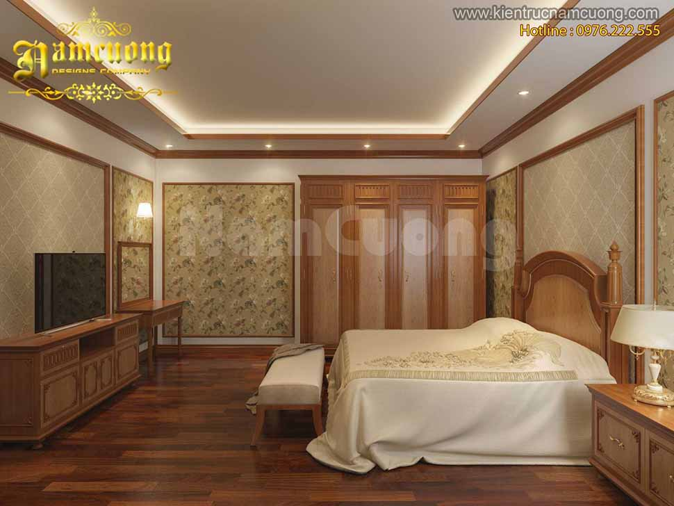 Thiết kế nội thất biệt thự nhỏ tại Sài Gòn