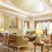 thiết kế nội thất biệt thự song lập vinhomes