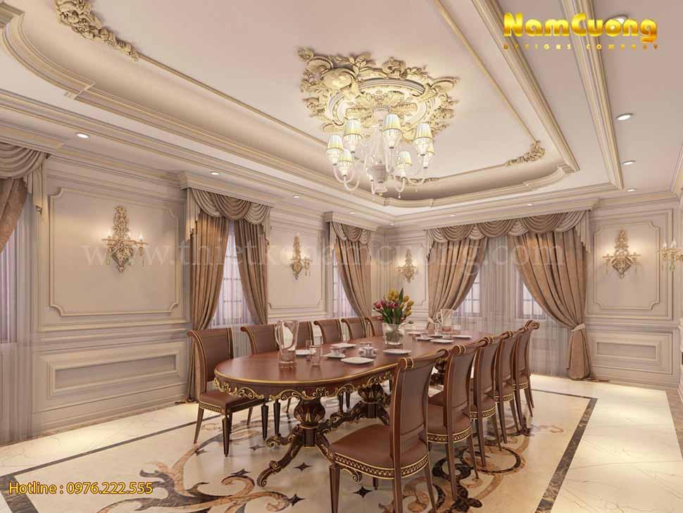 Thiết kế nội thất nhà đẹp tại Sài Gòn