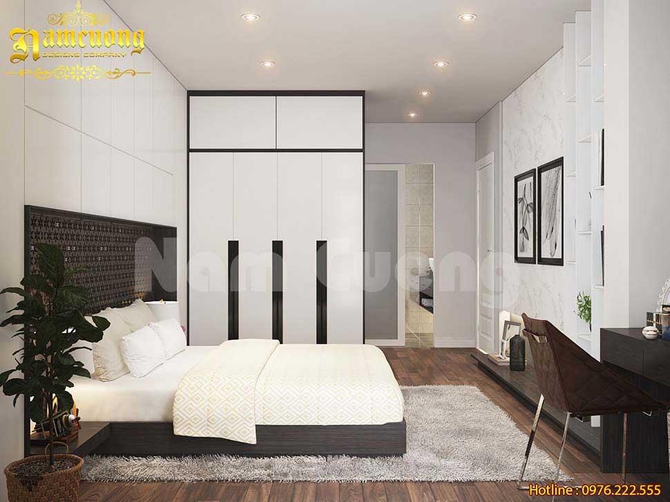 Gợi ý mẫu thiết kế phòng ngủ hiện đại nhỏ