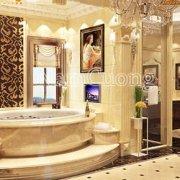mẫu thiết kế kiến trúc phòng tắm đẳng cấp