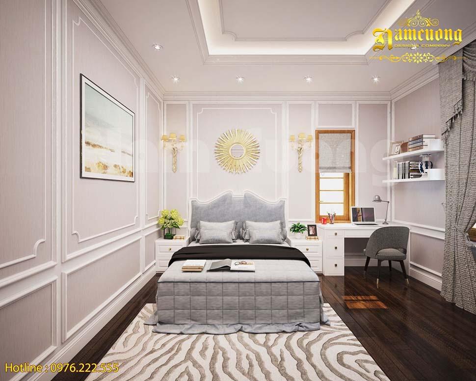 phòng ngủ con trai nhà 3 tầng