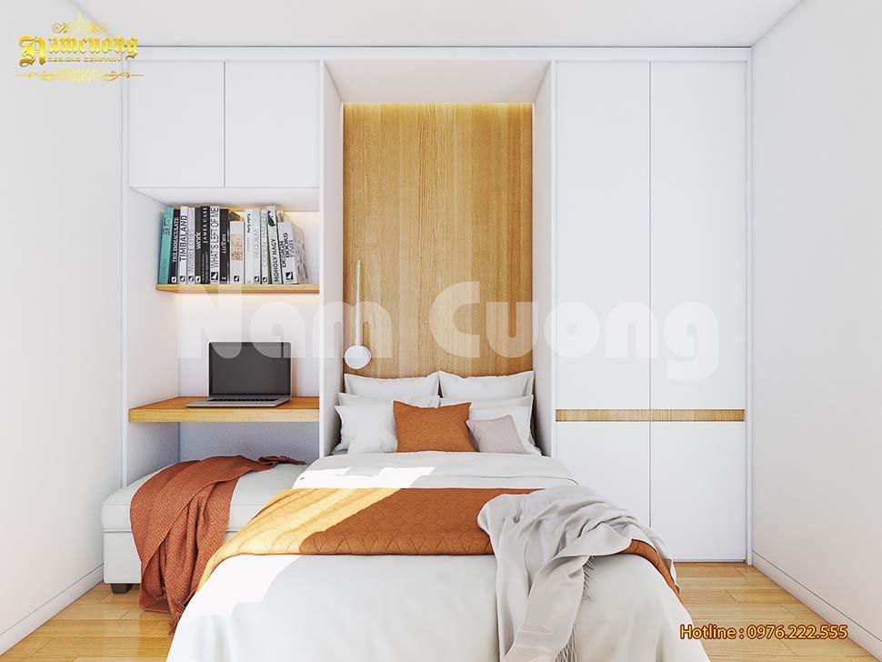 phòng ngủ nhà ống nhỏ