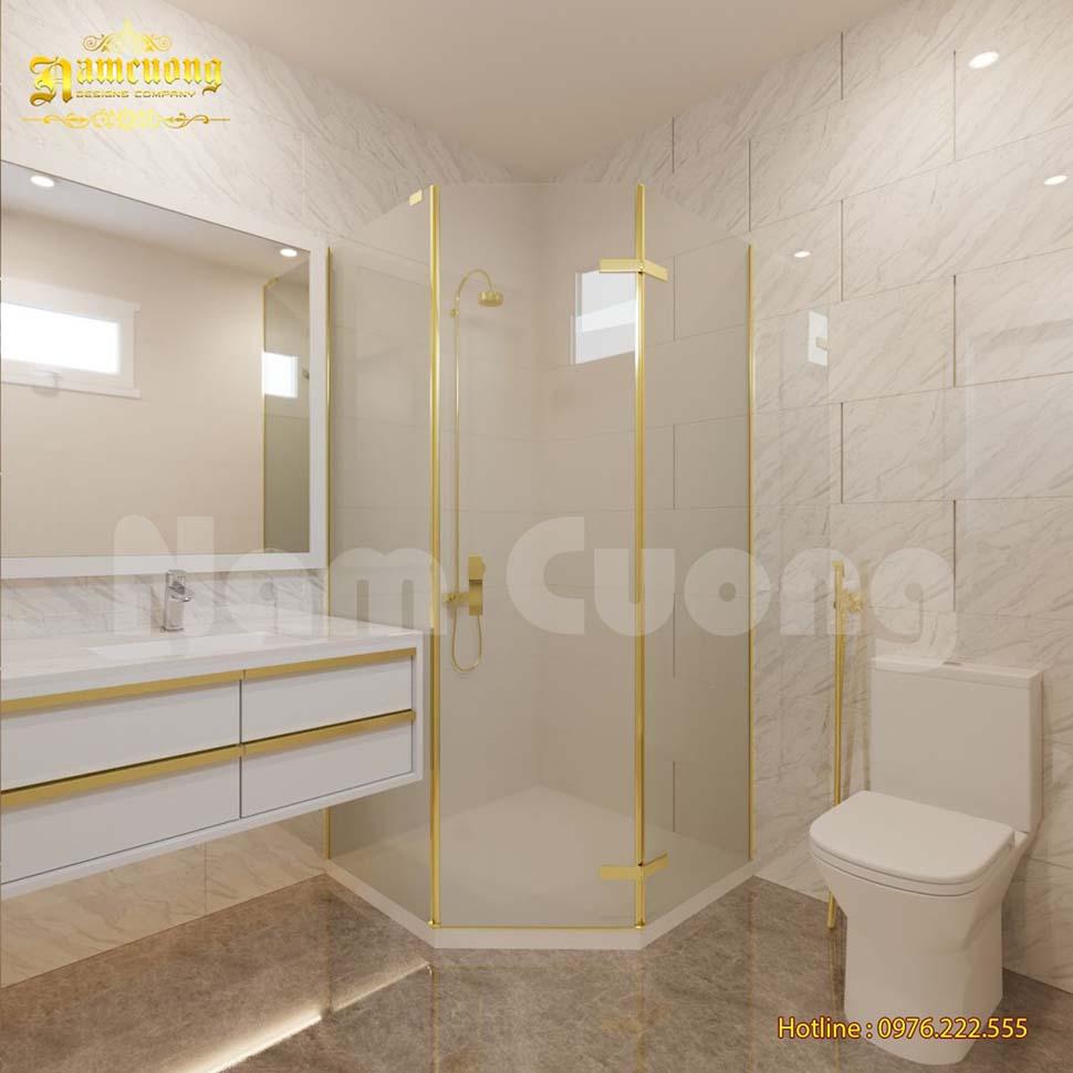 WC nhà ống 4m