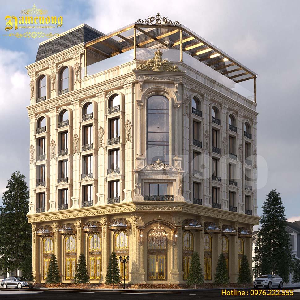 khách sạn cổ điển