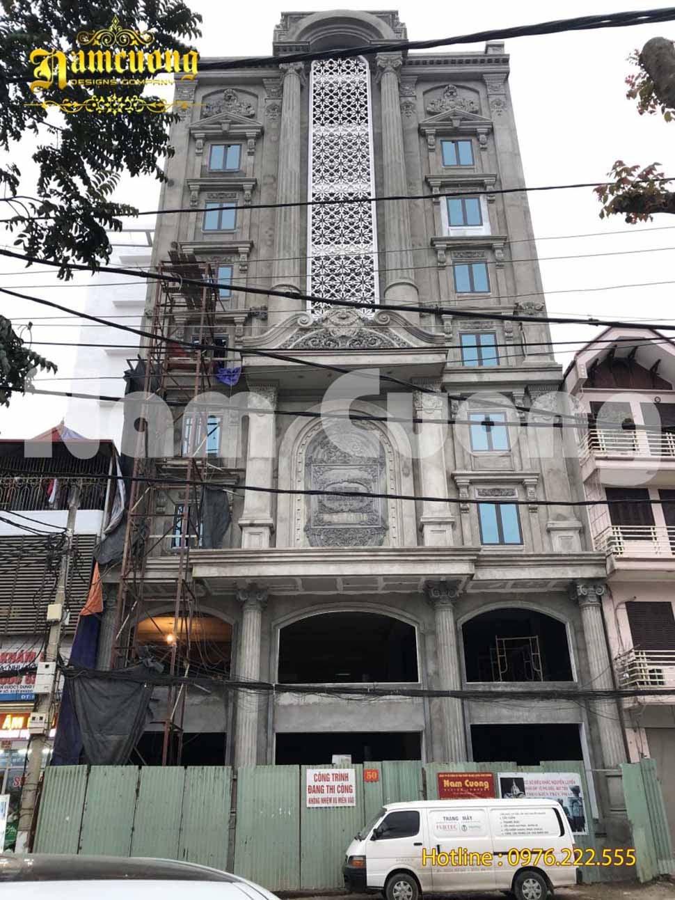 giám sát xây khách sạn