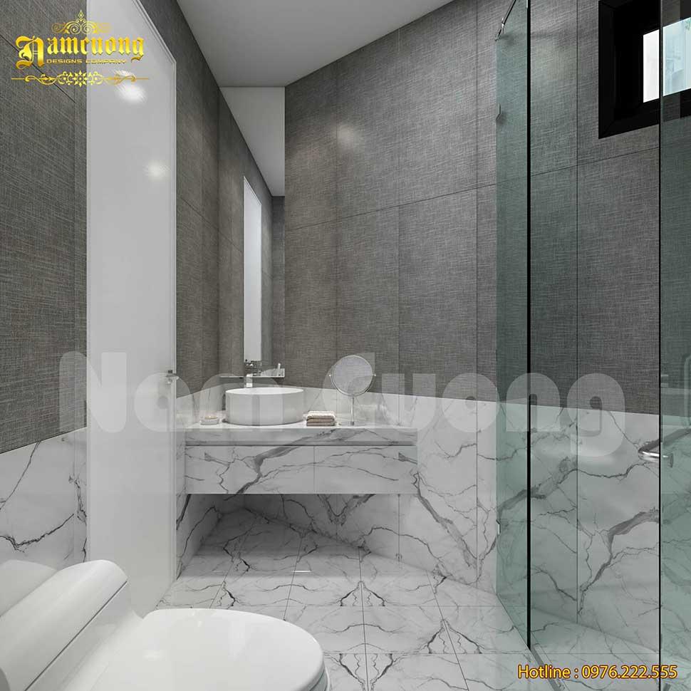 nội thất phòng tắm nhỏ
